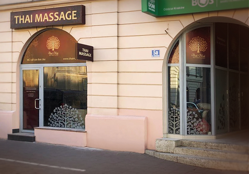 Salon masazu krakow